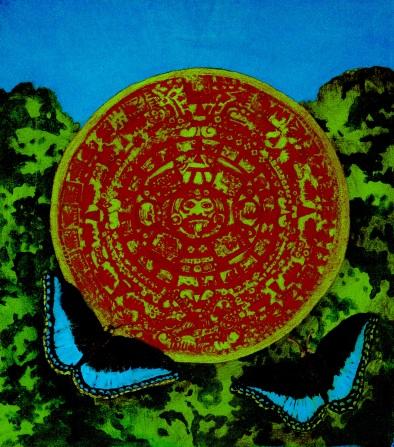 xmas 2012 aztec calendar