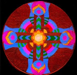 Easter Mandala 2013