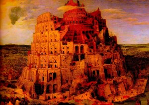 Tower of Babel  Pieter Brueghel use it